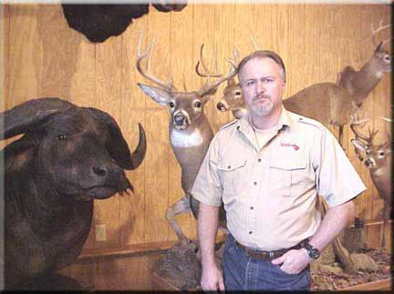 Meet Mike Kelly, founder of Wildlife Concepts